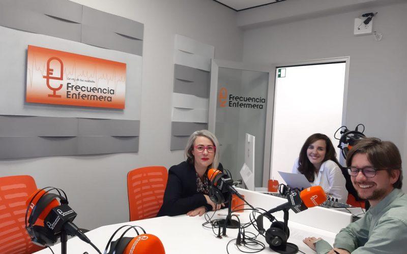 Ana Belén Hernández en Sanará Mañana