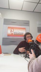 Colectivos vulnerables Frecuencia Enfermera Radio