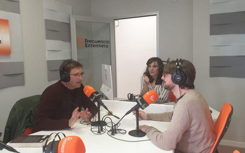 Radio enfermera_Sanará Mañana