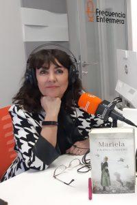 En Frecuencia Enfermera una novela de pandemias y enfermería