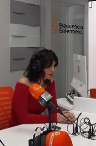 Foto Sanará Mañana en Frecuencia Enfermera Radio